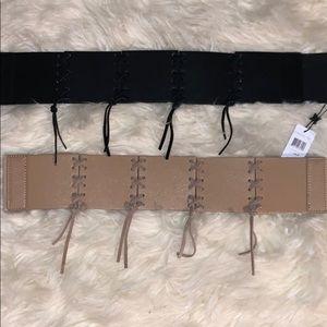 BCBG Belts